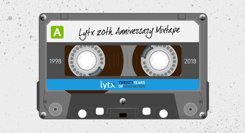 Lytx 20th Anniversary Mixtape