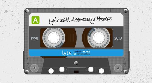 Lytx 20th Anniversary Mixtape