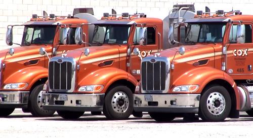 Cox Petroleum Transport - Case Study