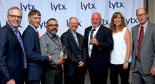 The 2019 Lytx Driver of the Year and Coach of the Year Award Winners
