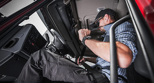 What Driving Without a Seat Belt Says about Your Drivers
