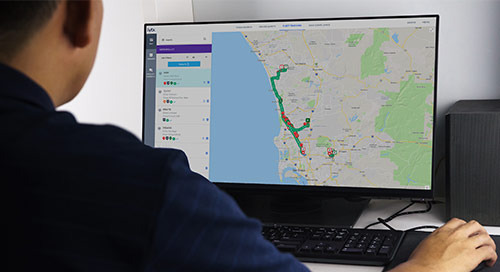 How Does Fleet Tracking Software Work?