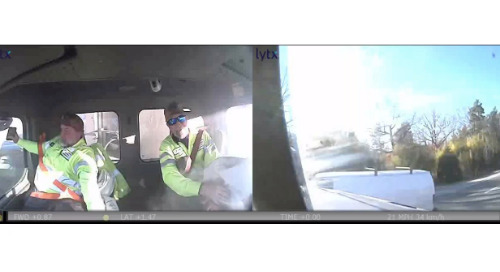Using Video Technology to Change Driver Behavior - SWANA