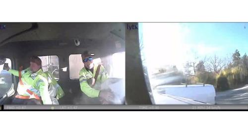 Using Video Technology to Change Driver Behavior - SWANA