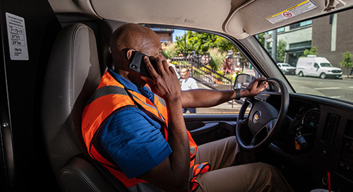 Sysco's Distracted Driving Program: What Worked (and Didn't) for Them