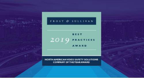 Frost & Sullivan Best Practices Research