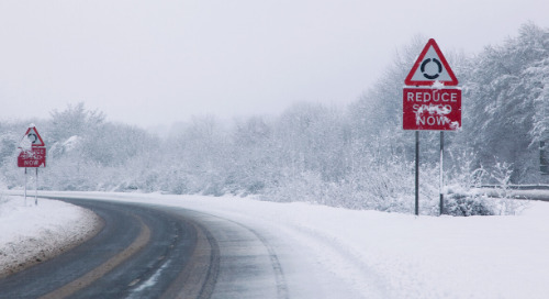 Driving Tips for Winter Weather