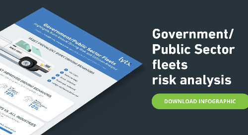 Public Sector Fleets - Annual Risk and Collision Analysis
