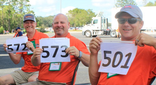 National Truck Driving Championships: Roping a Win for Fleet Safety