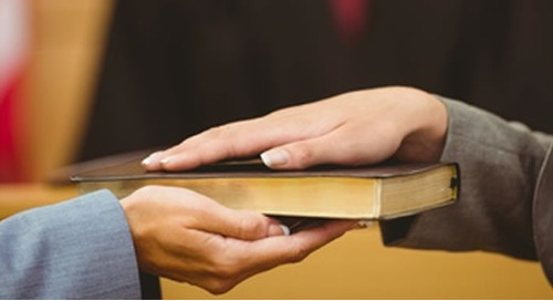 Painting the Complete Picture: The Use of Witnesses in Trials