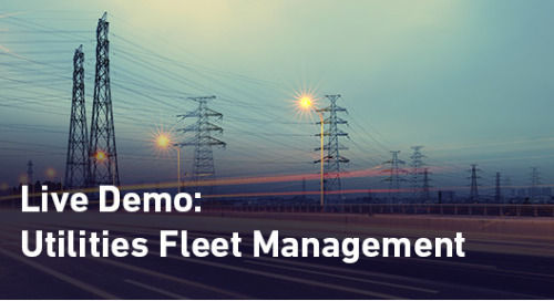 Demo: Utilities Fleet Management Powered by Video