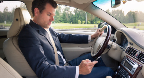 Distracted Driving and Curbing the Power of Smartphones