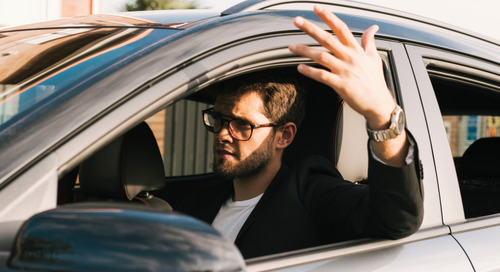 Five Sources of Aggressive Driving and What You Can Do About It