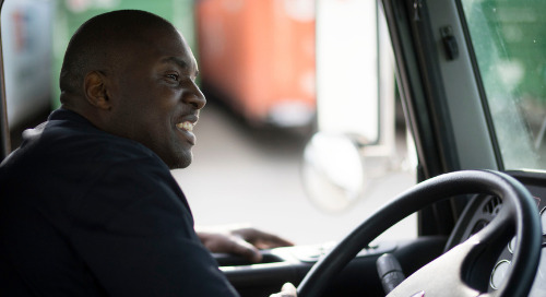 What is Causing the American Truck Driver Shortage?