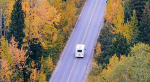 Sharing the road with inexperienced RV drivers