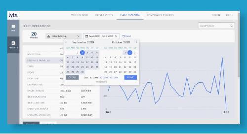Feature Focus: Fleet Tracking Insights