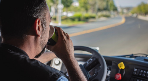 Drivers Make Up 20% of Fatal Work-Related Injuries