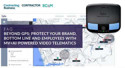 Beyond GPS: Protect Your Brand, Bottom Line and Employees with AI-Powered Video Telematics