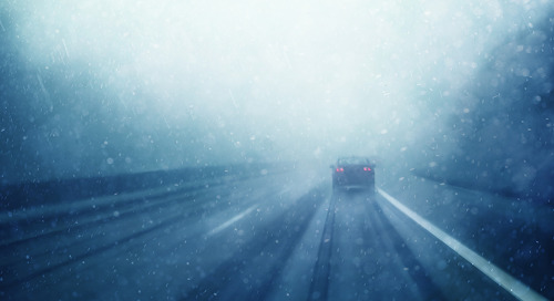 What is the Adverse Driving Conditions Exemption?