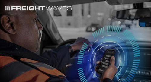 FreightWaves Webinar: MV+AI For Safer Fleets