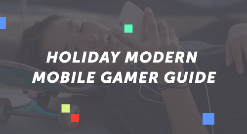 Holiday Modern Mobile Gamer Guide