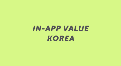 In-App Advertising: Korea Audience Engagement