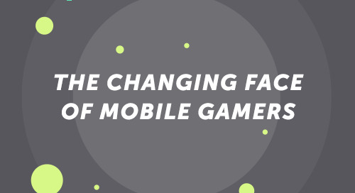 Modern Mobile Gamer - The Changing Face of Mobile Gamers