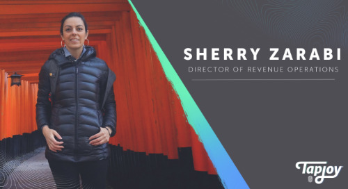 Tap Into Our Team: Sherry Zarabi