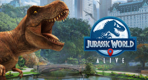 Tapjoy's App of the Month: Jurassic World™ Alive by Ludia and Universal Studios