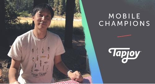 Tapjoy Mobile Champions: Moonsik Kang