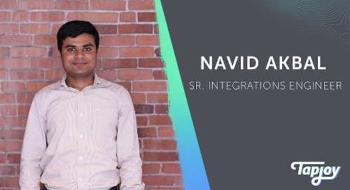 Tap Into Our Team: Navid Akbal