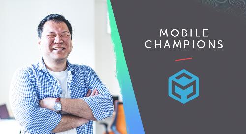 Tapjoy Mobile Champions: MagicAnt,児島史幸
