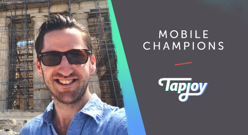 Tapjoy Talks featuring Brian Koenig