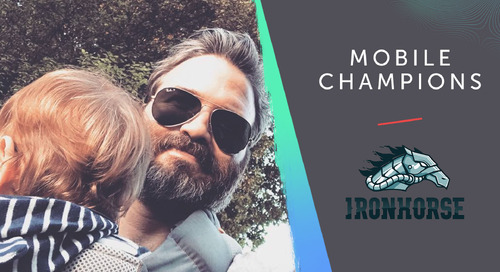 Tapjoy Mobile Champions: Mike Gordon of Iron Horse Games