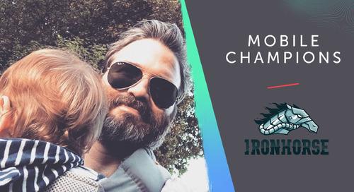 Tapjoy Mobile Champions: Mike Gordon of Iron Horse Games