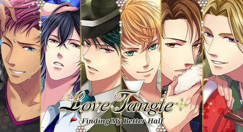 Tapjoy's App of the Month: Love Tangle | Shall We Date? By NTT Solmare