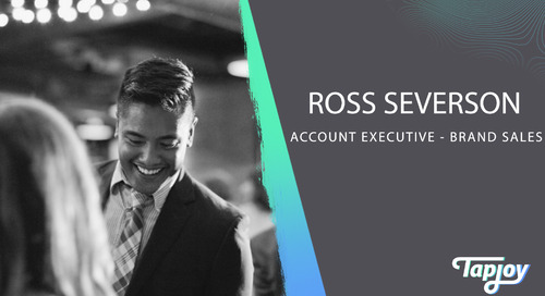 Tap Into Our Team: Ross Severson