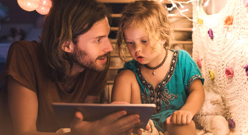 The Family That Plays Together: Emerging Co-Viewing Opportunities in Mobile Games
