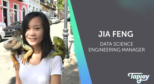 Tap Into Our Team: Jia Feng