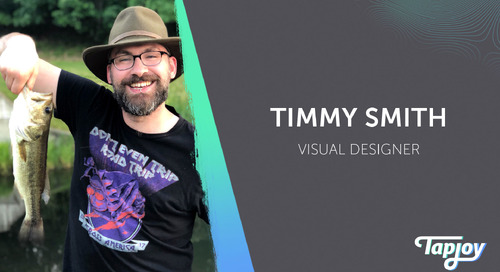 Tap Into Our Team: Timmy Smith