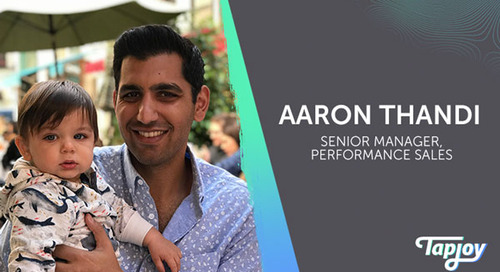 Tap Into Our Team: Aaron Thandi