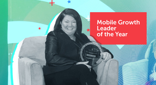 Tapjoy's Shannon Jessup Awarded Mobile Growth Leader Of The Year