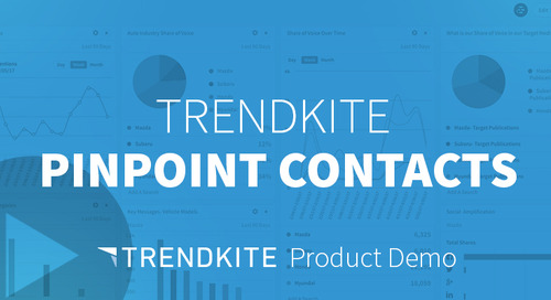 Pinpoint Contacts Demo Video