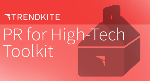 PR for High Tech Brands ToolKit