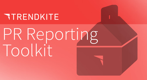 PR Reporting ToolKit