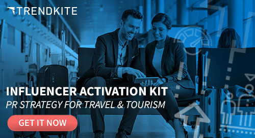Influencer Activation Kit: PR Strategy for Travel & Tourism