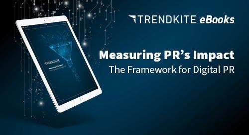 Measuring PR's Impact: The Framework for Digital PR