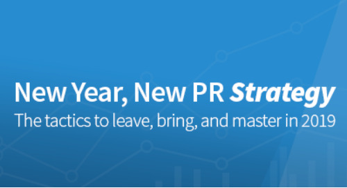 LIVE Webinar - New Year New PR Strategy