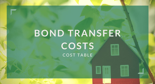 Bond Transfer Costs [Cost Table]