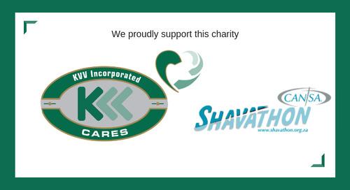 CANSA Shavathon 2019 [Charity]
